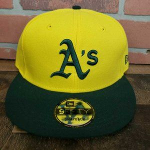 New Era 9FIFTY MLB Oakland Athletics Men's Cap